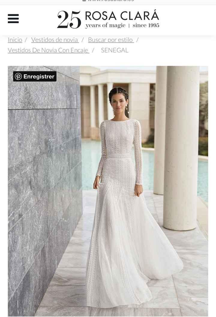Votre style de robe préféré ? 1