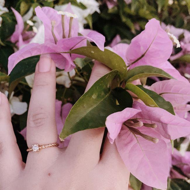 Parlons de la bague de fiançailles 💍 5