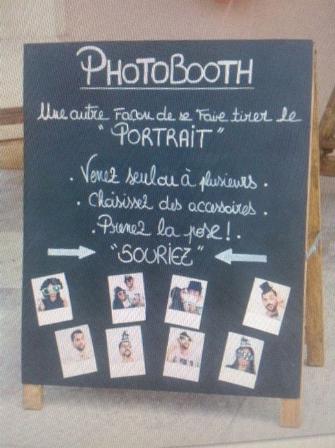 alternatif stop trottoir pour explication photobooth organisation du mariage forum. Black Bedroom Furniture Sets. Home Design Ideas