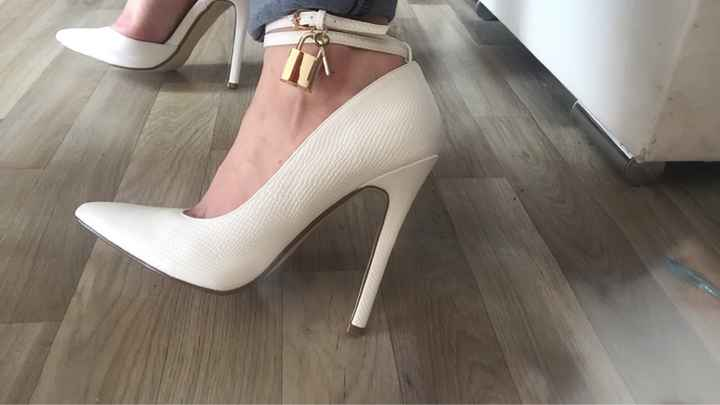 Mes jolies chaussures ?? - 1