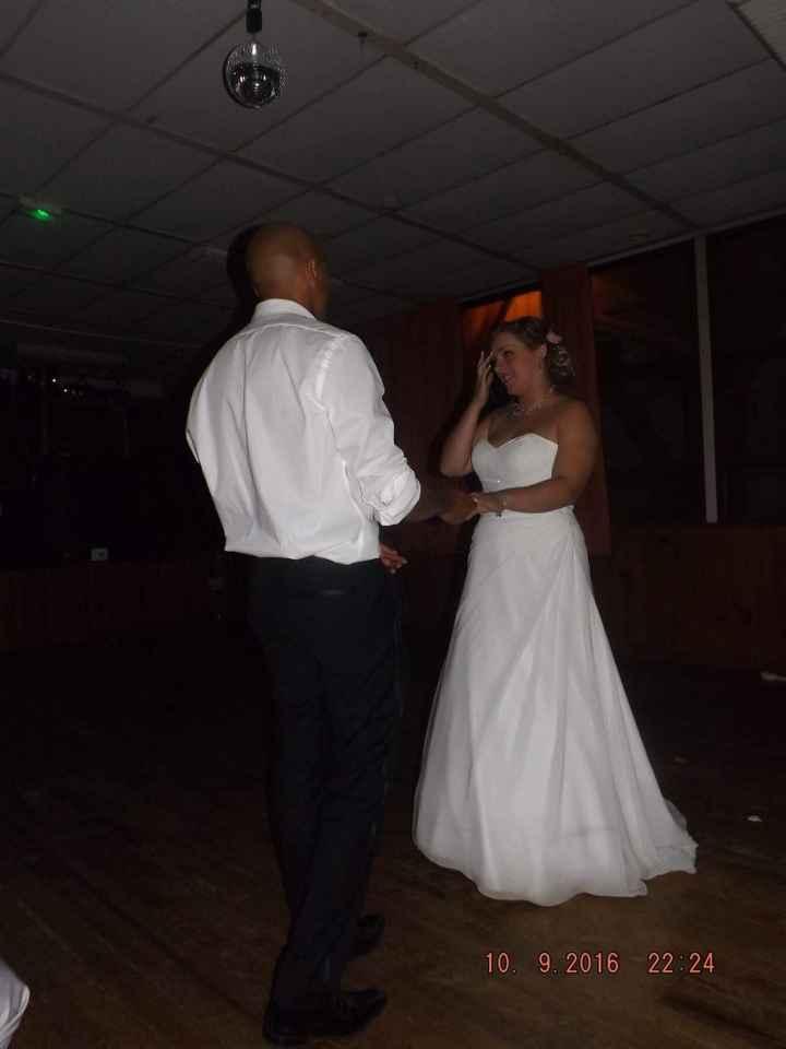 Notre mariage le 10/09/2016 - 3