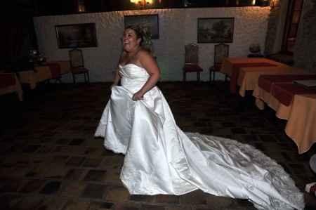 me voici le soir du mariage