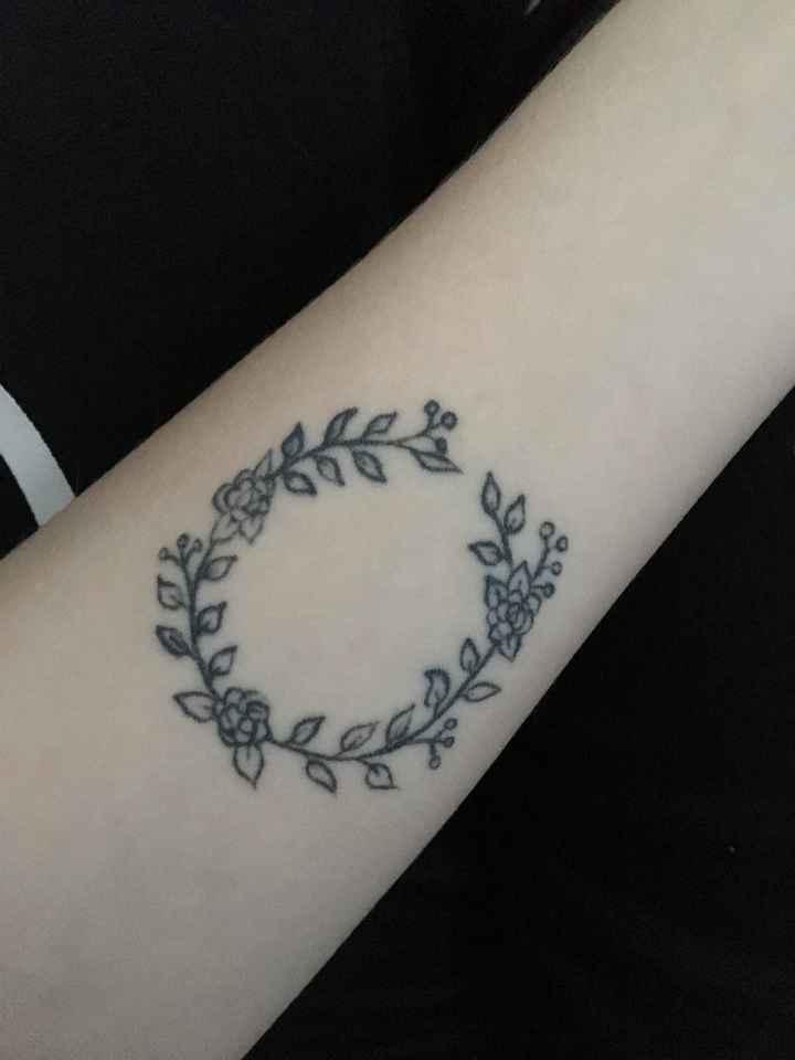 Les mariées tatouées - 4