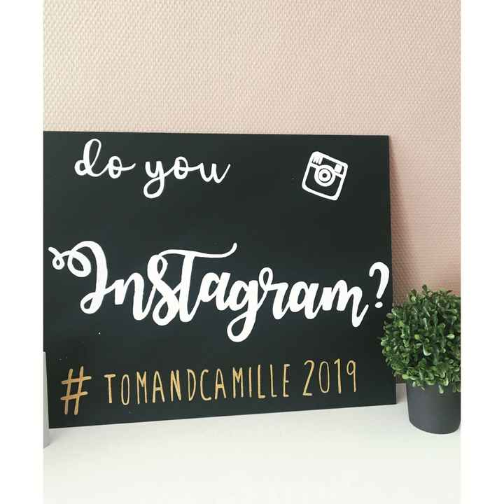 Brides to be sur instagram ? - 1