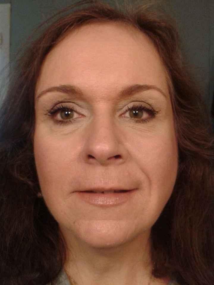 2ème Essai maquillage
