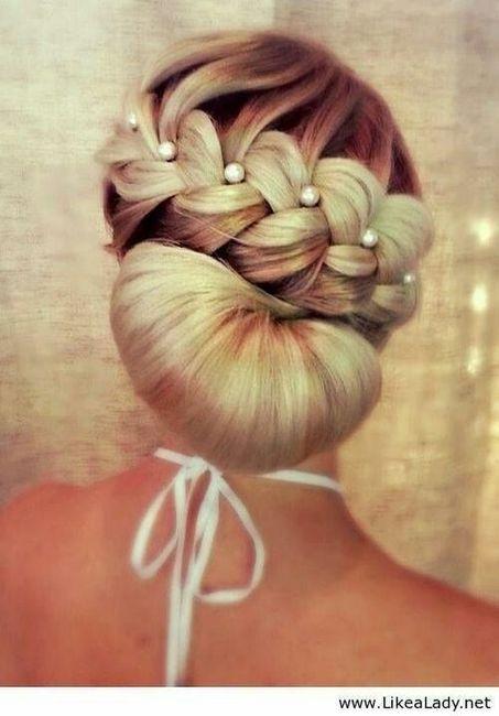 Inspiration beauté black & métisse pour coiffure mariage - 3