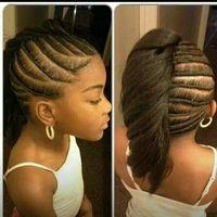 Inspiration beauté black & métisse pour coiffure mariage - 1