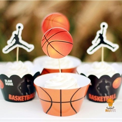 25 Best Ideas About Basketball Decorations On Pinterest: Mariage Theme Basket-ball