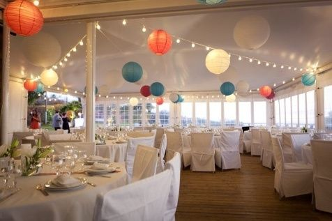 Mariage th me golf d coration forum for Idee deco 974