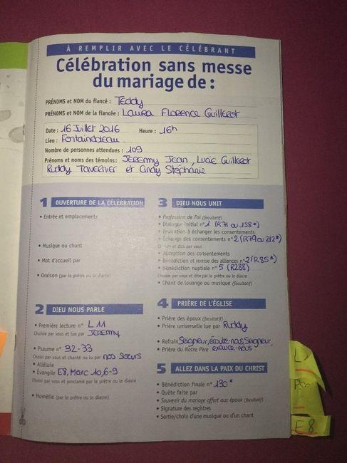 celebration mariage avec messe - Chant De Louange Mariage