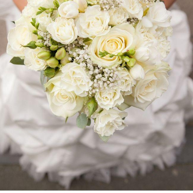 Bouquet  blanc ou bouquet coloré ? 10