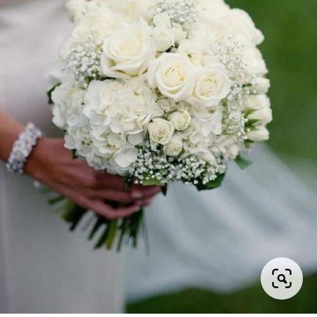 Bouquet  blanc ou bouquet coloré ? 11