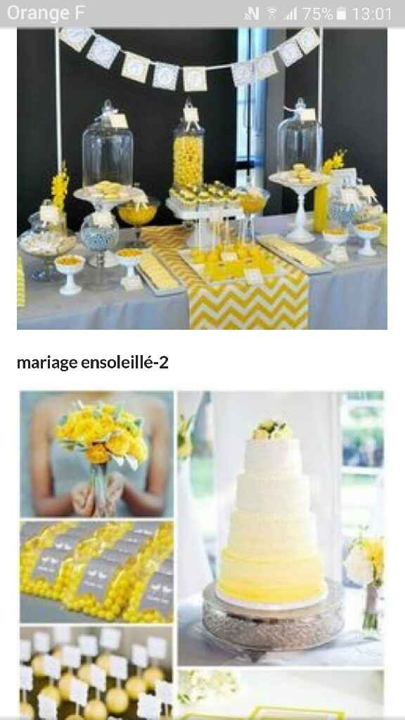 Mon mariage sera ____ (Donnez trois détails) - 4