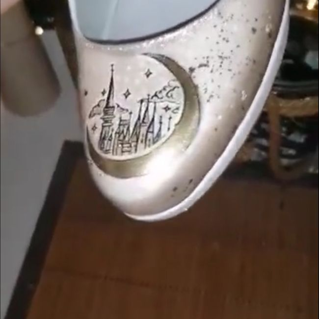 Chaussures Harry Potter 😍 1