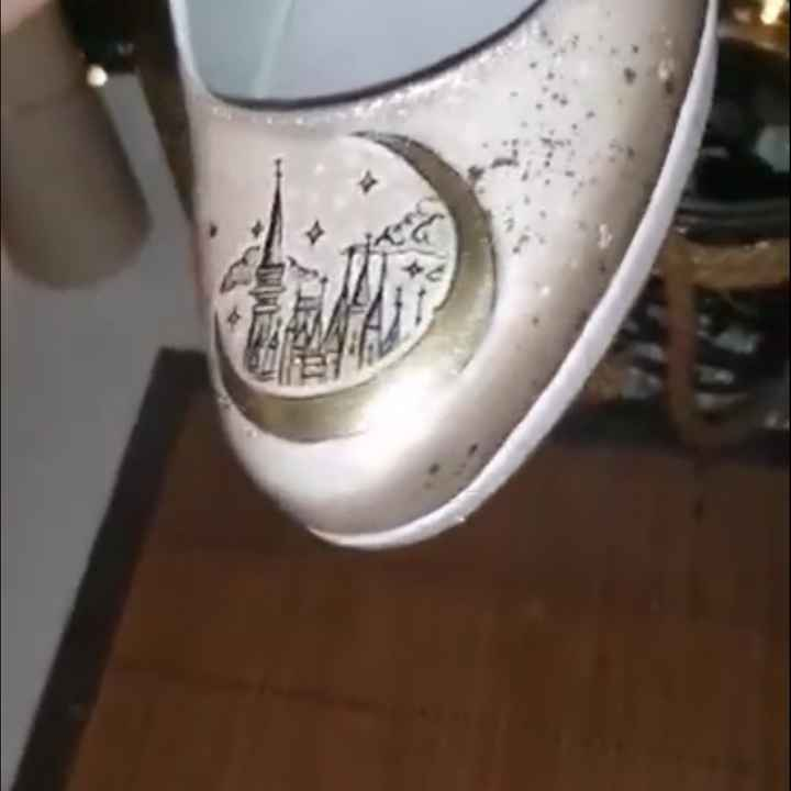 Chaussures Harry Potter 😍 - 1