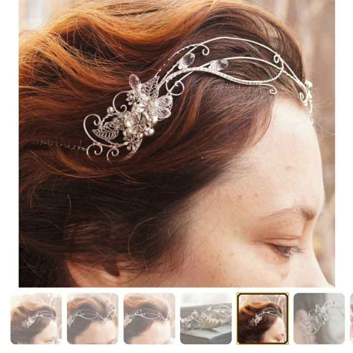 Accessoires de cheveux - 2