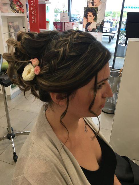 Essai complet : maquillage, coiffure, robe - 2
