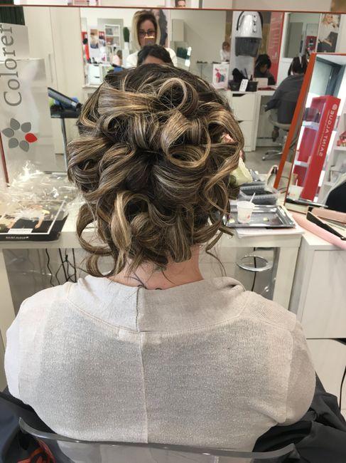Essai complet : maquillage, coiffure, robe - 5