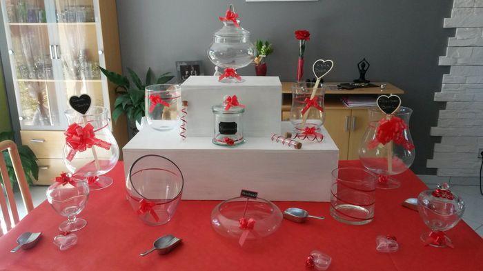 quel budget moyen pour un bar bonbons banquets. Black Bedroom Furniture Sets. Home Design Ideas