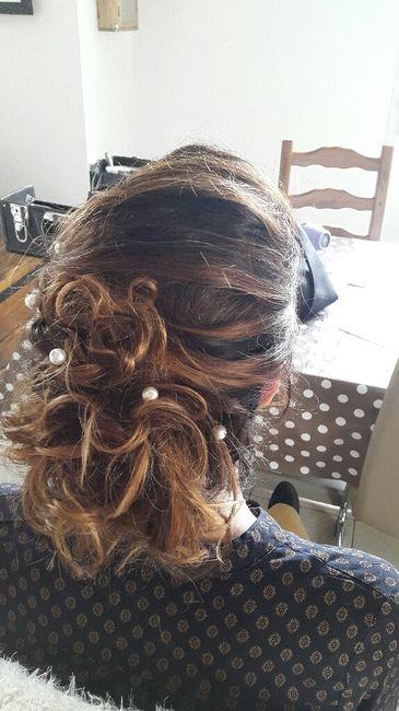 essayage coiffure