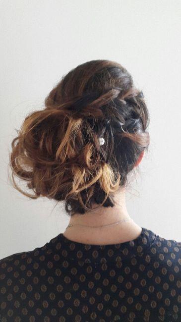 essayage coiffure Offrez-vous un moment de détente chez votre coiffeur, dans un salon de coiffure   ou dans notre cabine privée est à votre disposition : essayage de perruques,.