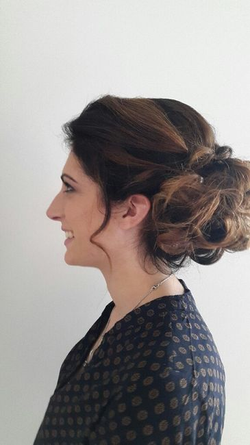 Essayage  coiffure et maquillage - 4