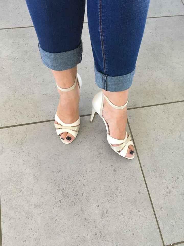 Qu'elle chaussure pour votre mariage - 1