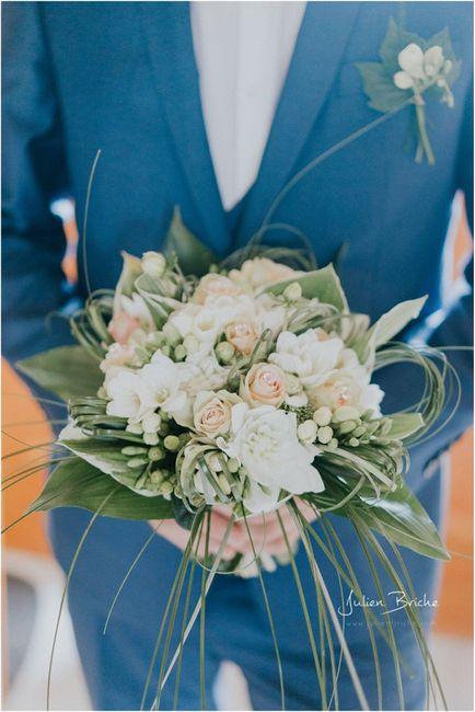 Montrer moi vos bouquets de mariée - 1