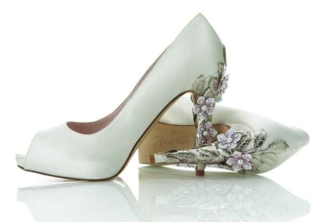 chaussures de mariée Harriet Wilde shoes