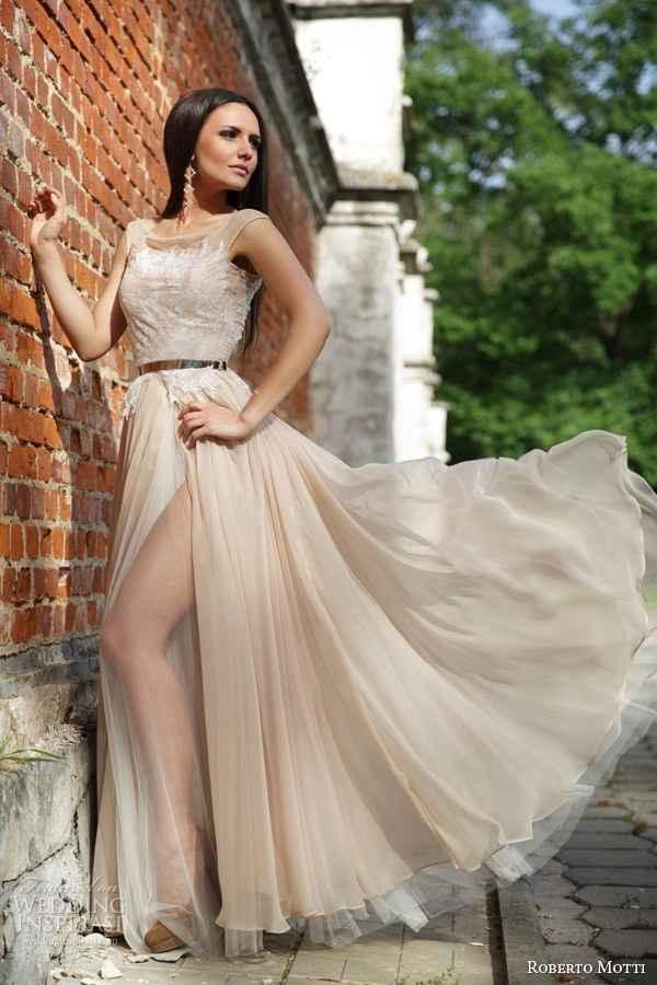 robes de mariée Alberto Motti