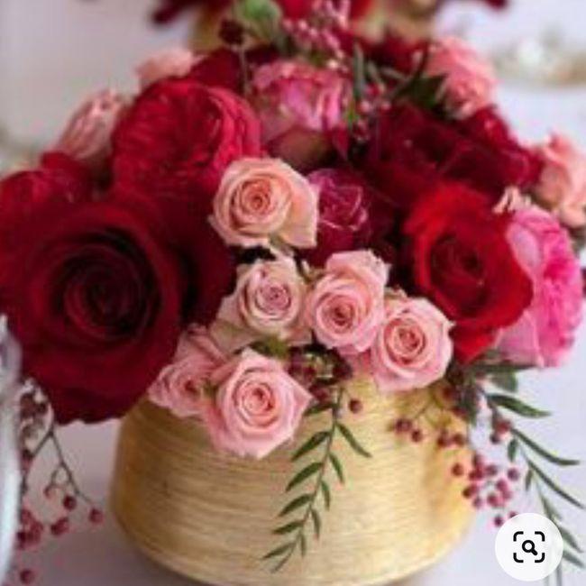 Le mariage en rose 🎀 1
