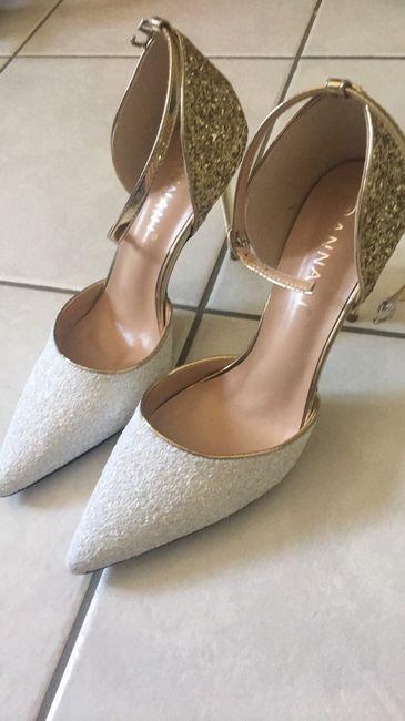 Les chaussures sont arrivées ! - 1