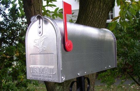 Us post mail box