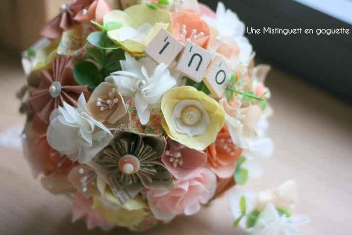 Bouquet 2020 - Inspiration pastel