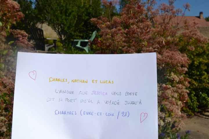 Love Note Jessica Charles
