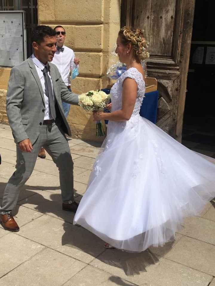 Enfin mari et femme. - 2