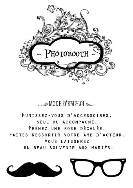 pancarte t l charger pour photo booth page 4 d coration forum. Black Bedroom Furniture Sets. Home Design Ideas