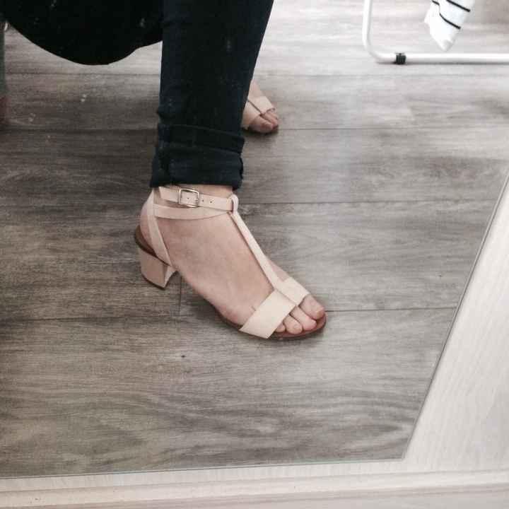 Ça y est j'ai les chaussures !! ? - 3
