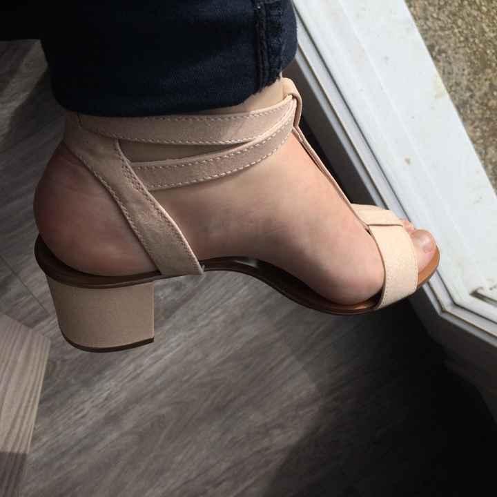 Avez vous trouvés vos chaussures pour le jour j ?? - 3