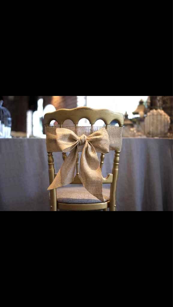 Mes housses de chaise viennent d'arriver!! - 1