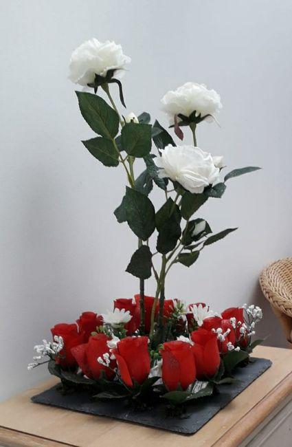 Fleurs fraîches ou fleurs artificielles 1