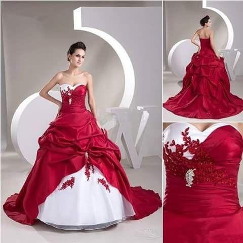 Que toutes celles qui se sont mariés avec une robe coloré lève la main ! - 1