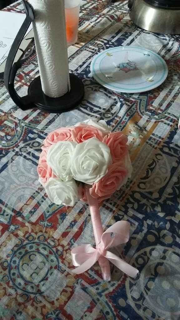 Mon bouquet de mariée - 1