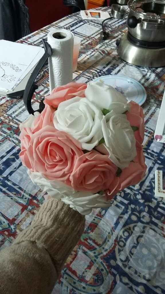 Mon bouquet de mariée - 2