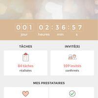 Partagez votre compteur Mariages.net ! - 1