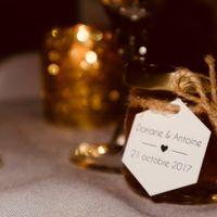 Cadeaux de table invités - 1