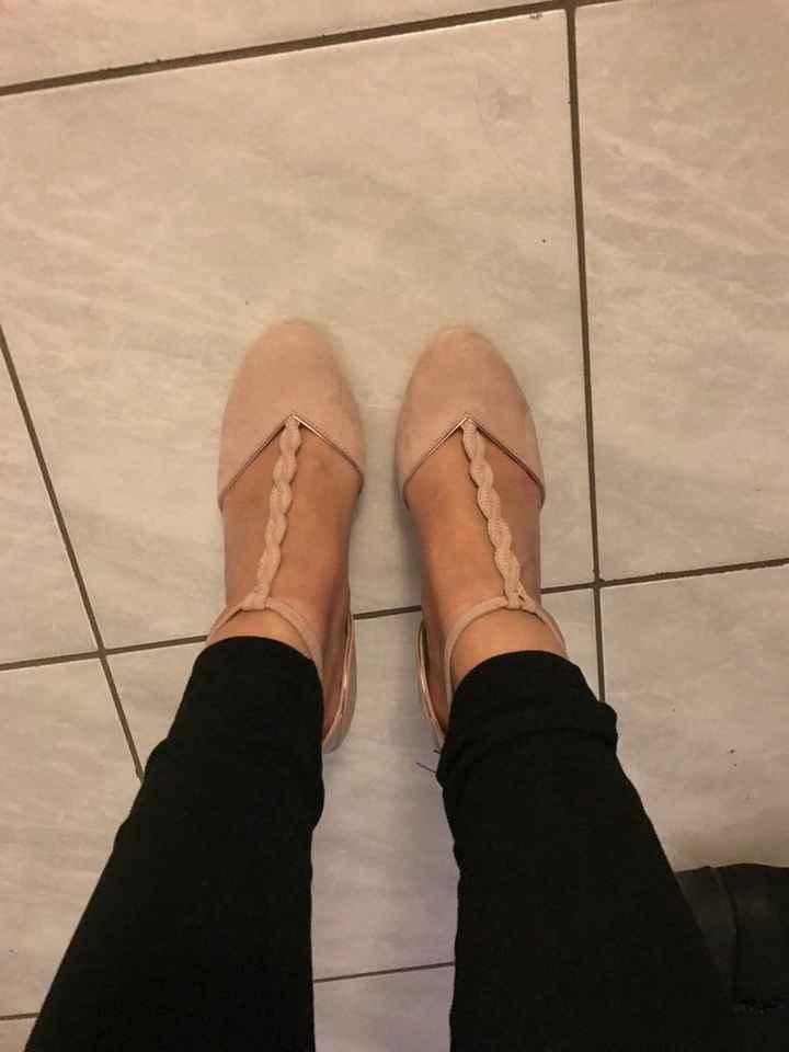 Chaussures de mariée .. dite moi tout ! - 2