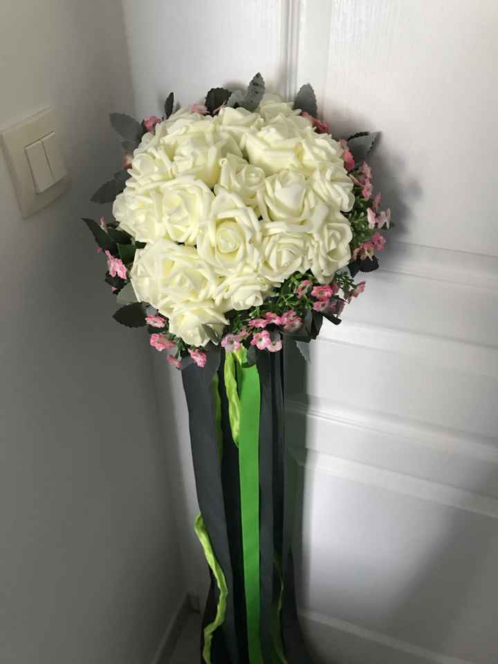 Jeter de bouquet - 1