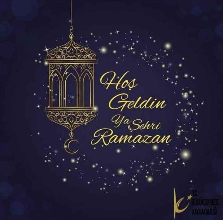 Bon ramadan / Hayirli ramazanlar - 1