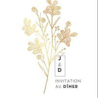 invitation au dîner